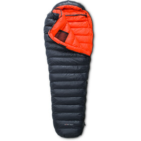 Yeti V.I.B. 400 Sleeping Bag L black/red